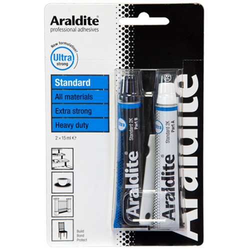 Araldite 2 Part Adhesive - Standard 2x15ml