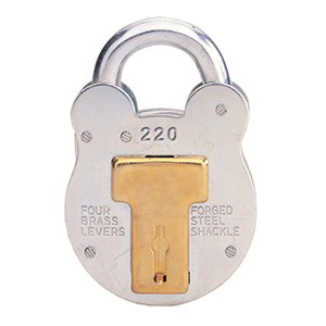 Squire All Weather Lock (220)