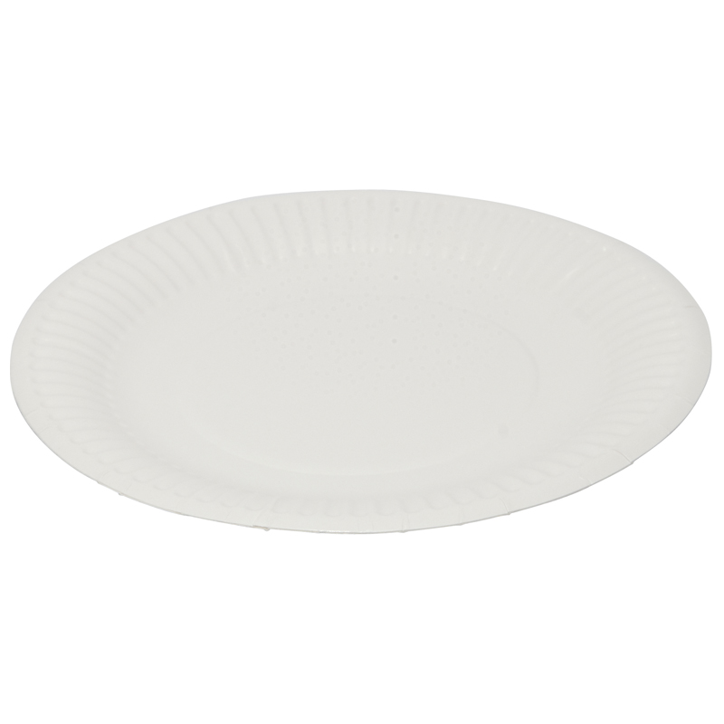 Caroline Paper Plates 18cm Diameter (Pack of 20 Approx) 1401