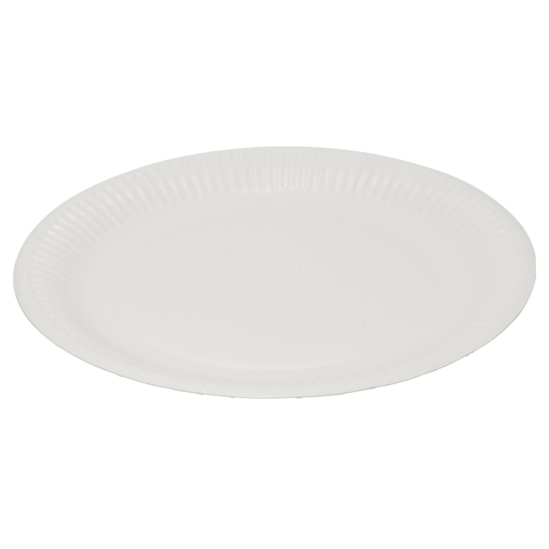 Caroline Paper Plates 23cm Diameter (Pack of 20 Approx) 1402