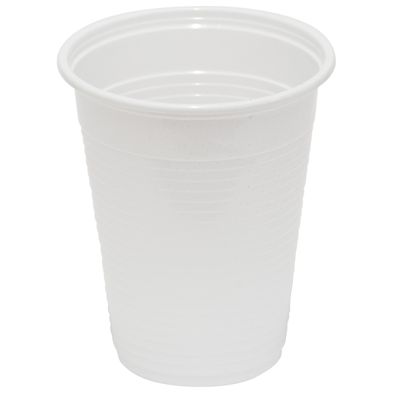 Caroline Plastic Cups 18cl (Pack of 20) 1601