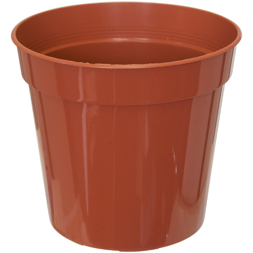 Sankey 4 in/10 cm Plastic Flower Pot