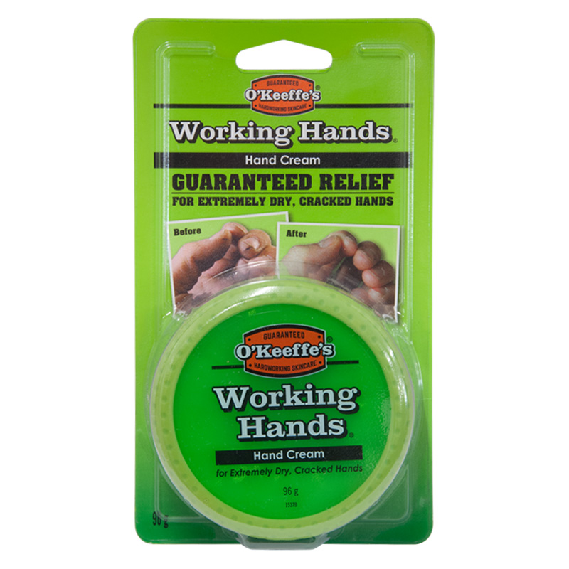 O'Keeffe's Working Hands Hand Cream, 96g