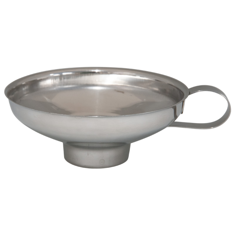 Tala Stainless Steel Jam Funnel - 4 inch - Click Image to Close
