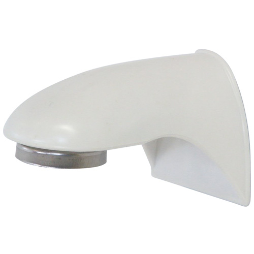 Croydex AK200022 White Magnetic Soap Holder