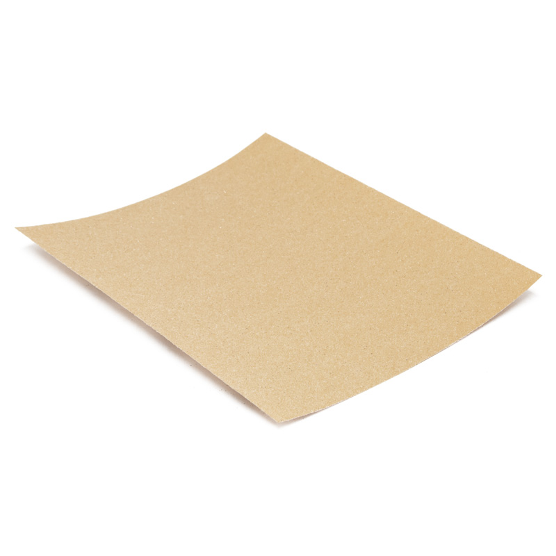 Harris Taskmasters Sandpaper, 4 Medium 80 Grit Sheets