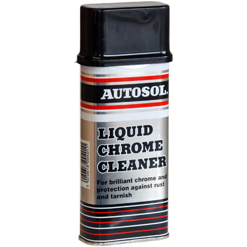 Autosol Liquid Chrome Cleaner - 250ml