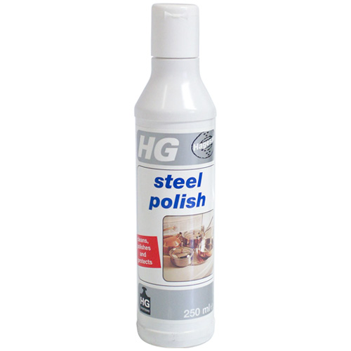 HG Steel Polish - 250ml