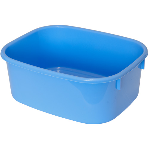 Lucy Small Oblong Washing Up Bowl - Cornflower Blue