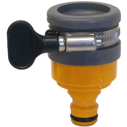 Hozelock Round Mixer Tap Connector - 2177