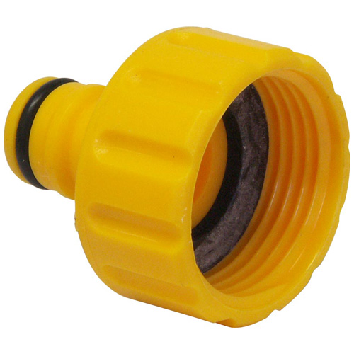 Hozelock 1 BSP Threaded Tap Connector - 2158