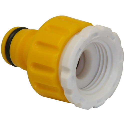 Hozelock 1/2 & 3/4 BSP Threaded Tap Connector - 2175