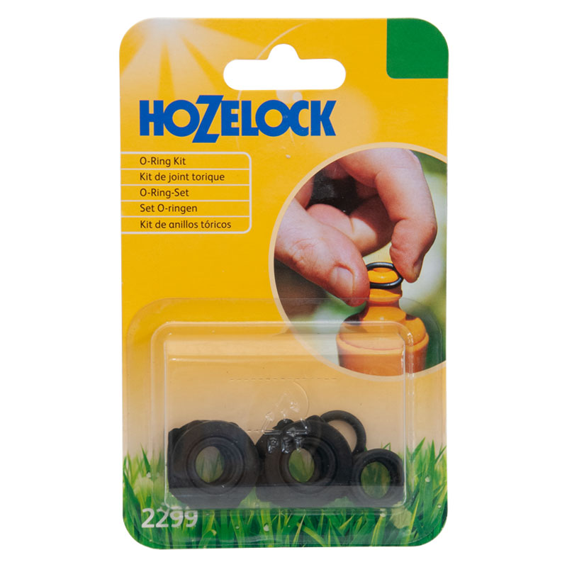 Hozelock Spares Kit - O Ring And Washer - 2299
