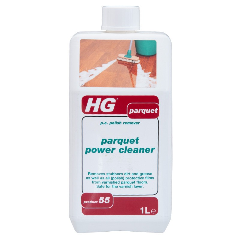HG Parquet Polish Remover and Cleaner - 1 Litre