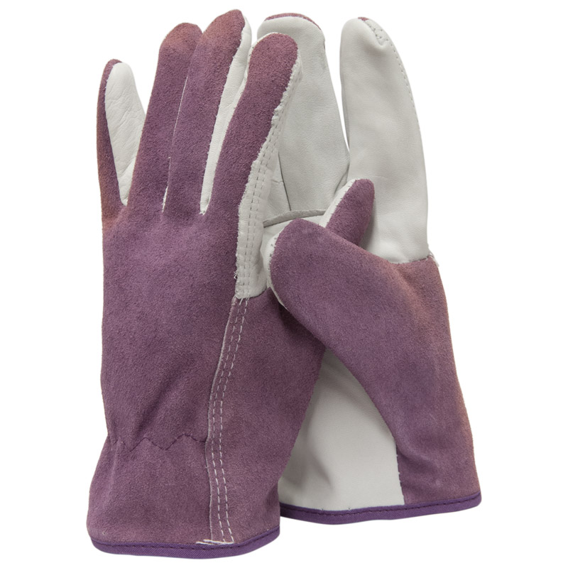 Town & Country Workshop Gloves Size 7-8 Suede - TGL114M