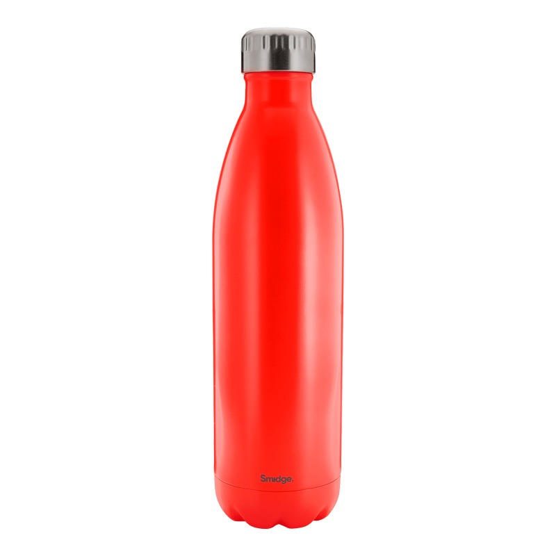 Smidge Travel Bottle, 750ml, Coral