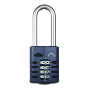 Squire Combination Padlock (CP50/2.5)