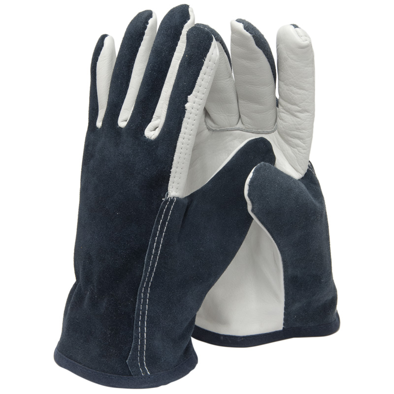 Town & Country Workshop Gloves Size 9-10 Suede -TGL418L