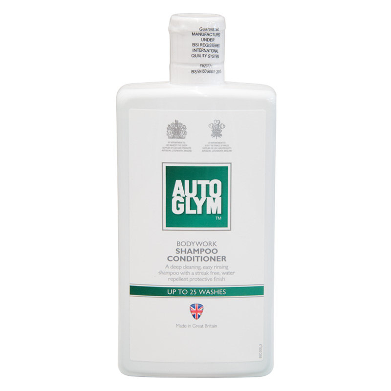 Autoglym Bodywork Shampoo Conditioner, 500ml