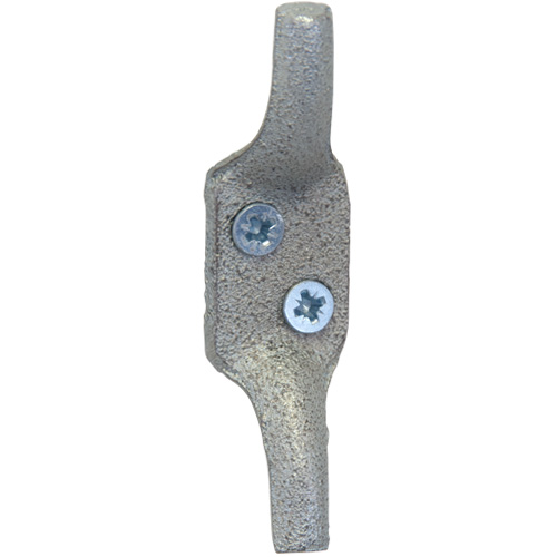 Galvanised 3″ Cleat Hook (3101) - Click Image to Close