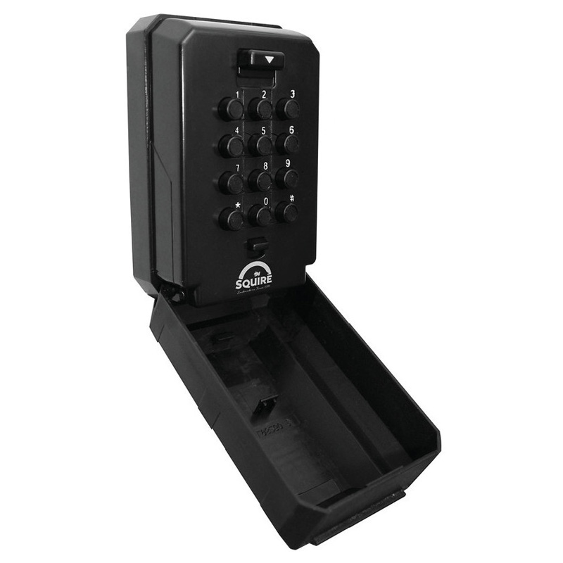 Squire KeyKeep2 With 12 Button Combination Lock
