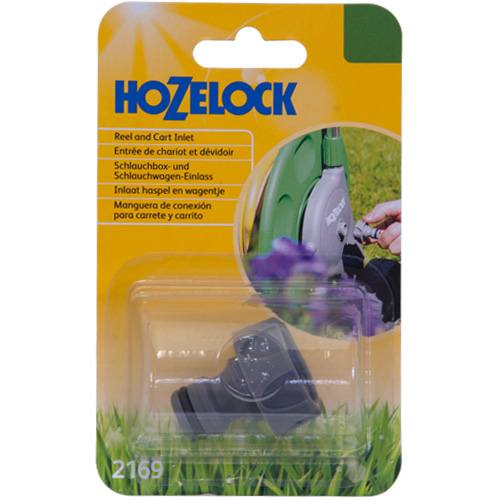 Hozelock Reel and Cart Inlet - 2169