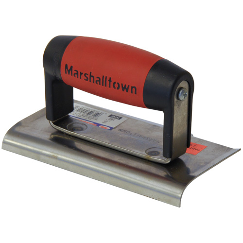 Marshalltown Edging Trowel 6 x 3 (inches) - 136D