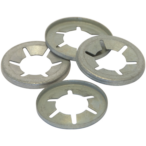 Uncapped M5 Starlock Washers - Ave Qty 4 (4923)