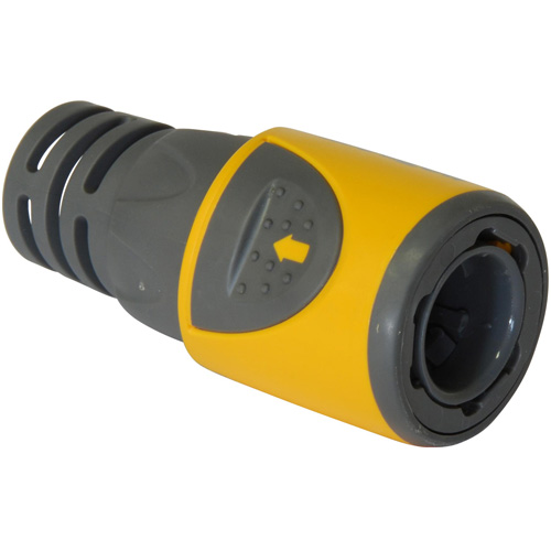 Hozelock Hose End Connector For 1/2-5/8 inch Hose - 2050