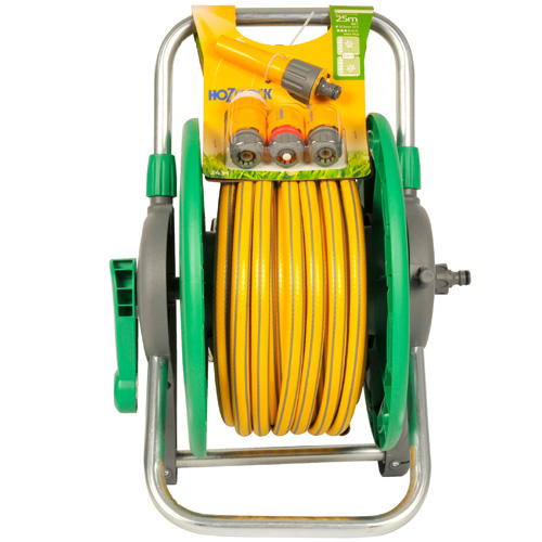 Hozelock 45M Hose Cart with 25M Hose (2431)