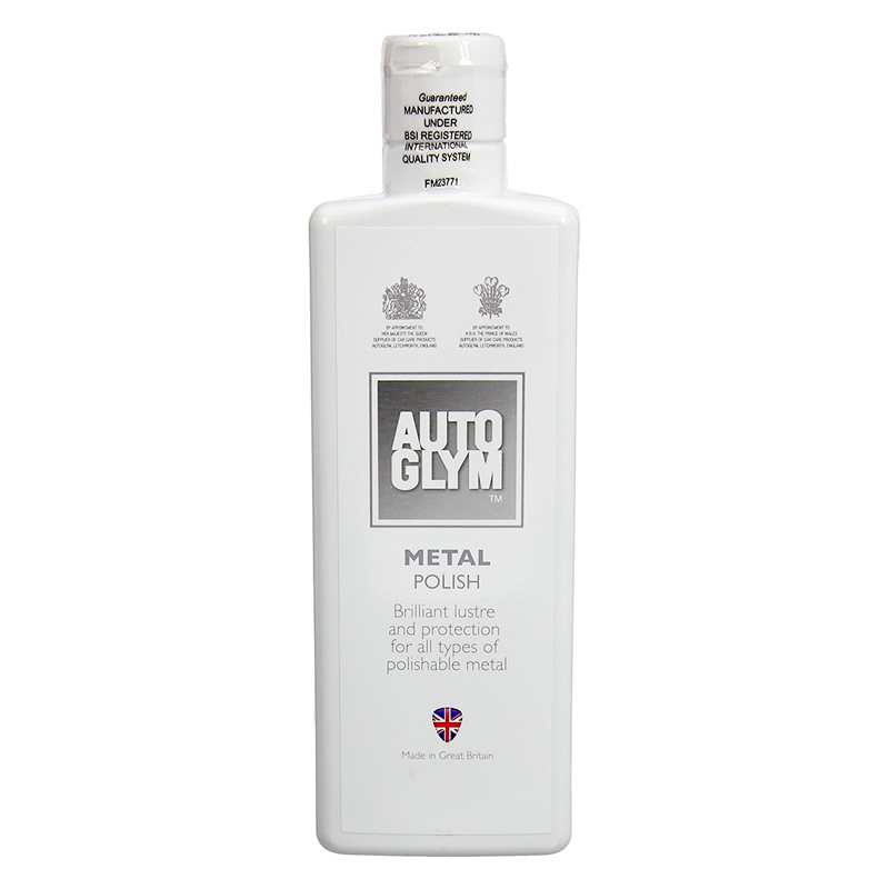 Autoglym Metal Polish, 325ml