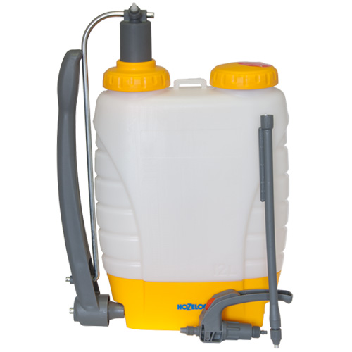 Hozelock Back Pack Pressure Sprayer - 12L Large - 4712