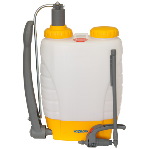 Hozelock Back Pack Pressure Sprayer - 16L Extra Large - 4716