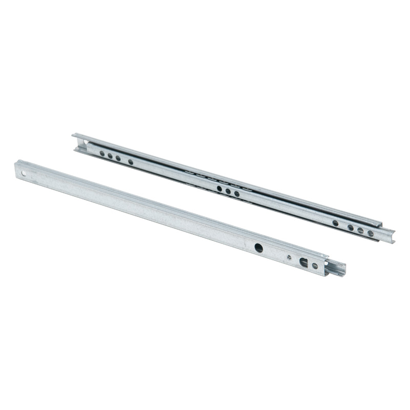Metal 310mm Ext BB Drawer Runners, 1 Pair (5619)