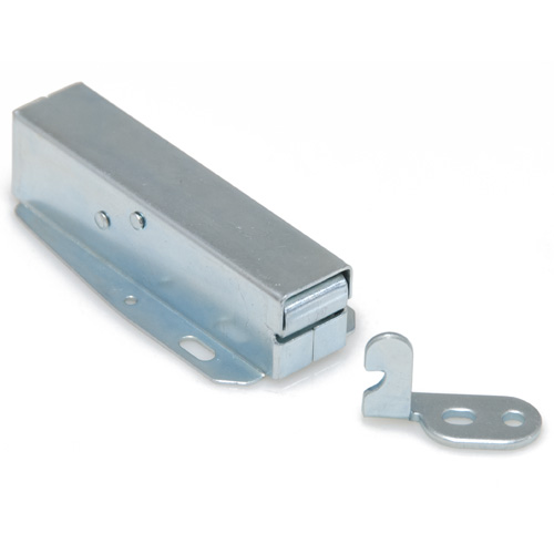 Cupboard Door Touch Latch Zinc Plate (6067)