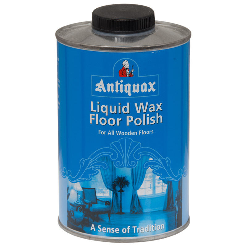 Antiquax Liquid Wax Floor Polish, 1 Litre