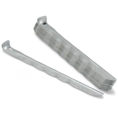 Bulldog 19cm Tent Pegs - Ave Qty 10 (6418)