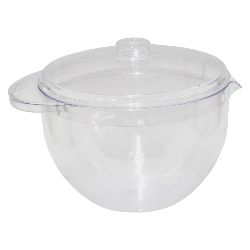 Easy-Cook Microwave Non Staining Jug With Lid, 1.2 Litre