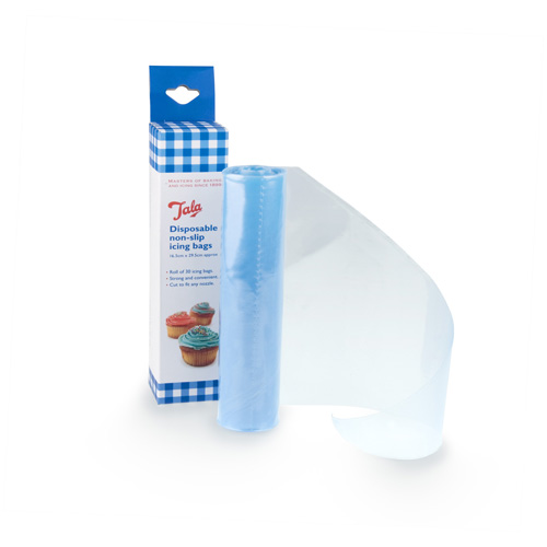 Tala Disposable non-slip icing bags - 30 bags