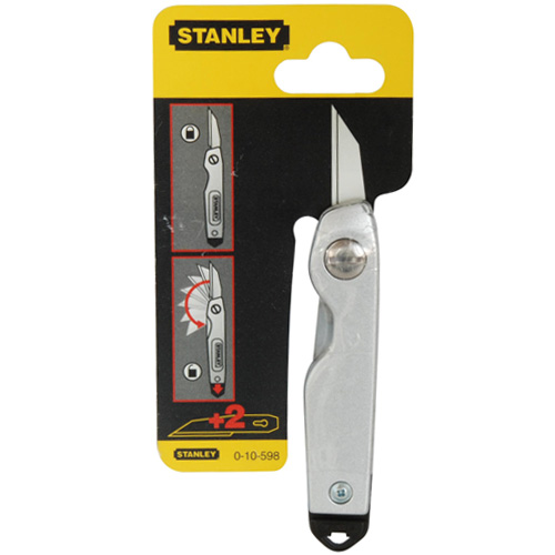 Stanley Folding Knife - 0-10-598