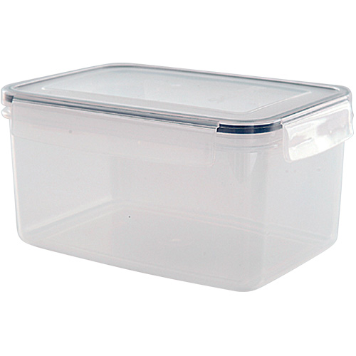 Addis Clip & Close Rectangular Food/Liquid Container 2.4L