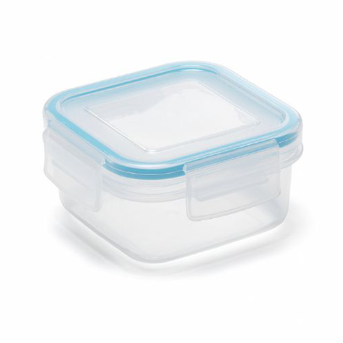 Addis Clip & Close Square Food/Liquid Container 0.3L - 502259