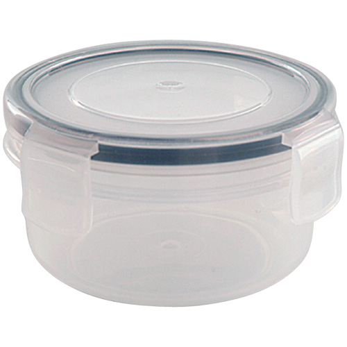 Addis Clip & Close Round Food / Liquid Container 0.24L - 502271