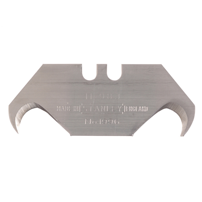 Stanley 1996 Spare Knife Blades, Pack of 5 (0-11-983)