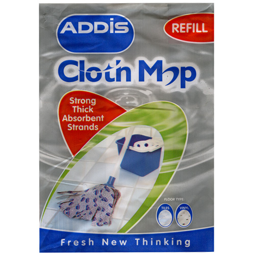 Addis Cloth Floor Mop Refill 9588