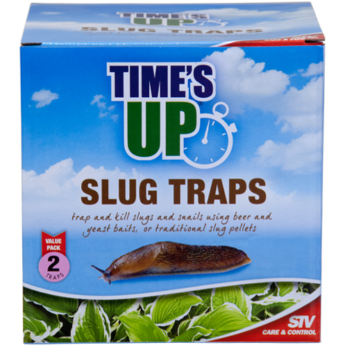 Times Up Slug Traps 2 Pack