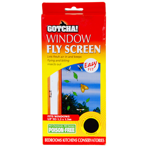 Fly Screen for Windows STV Gotcha
