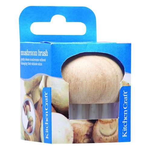 Kitchen Craft Mushroom Brush - KCMUSHBRUSH