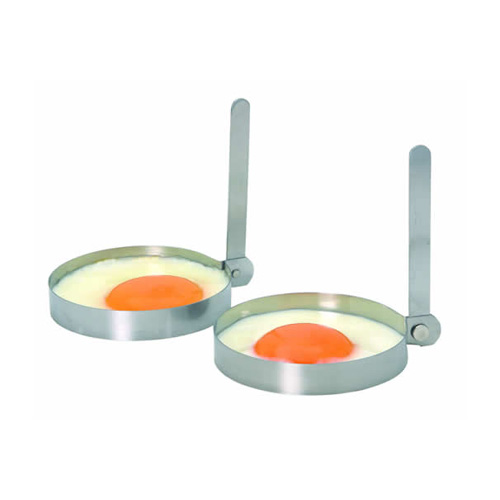 Kitchen Craft Egg Rings - set of 2 - KCEGGRINGS