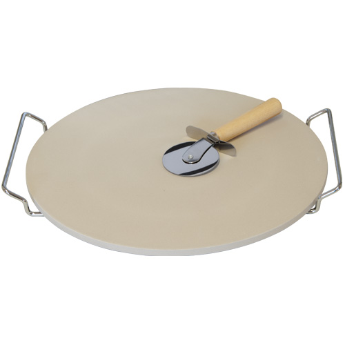 Dexam Faringdon Pizza Stone 3 Piece Set